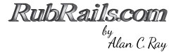 Welcome to our new Rub Rails website